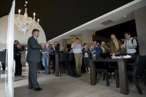 Astronomical world top meets in Drenthe, the Netherlands