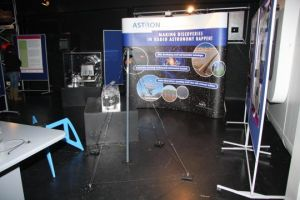 Over 800 people visited Astronomy Day Dwingeloo