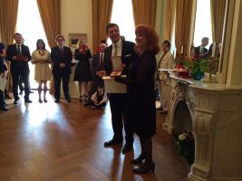 Order of the Star of Italy for  Prof. Morganti