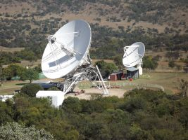 """""""European"""" radio astronomy transcends borders; South Africa's National Research Foundation joins JIVE"""