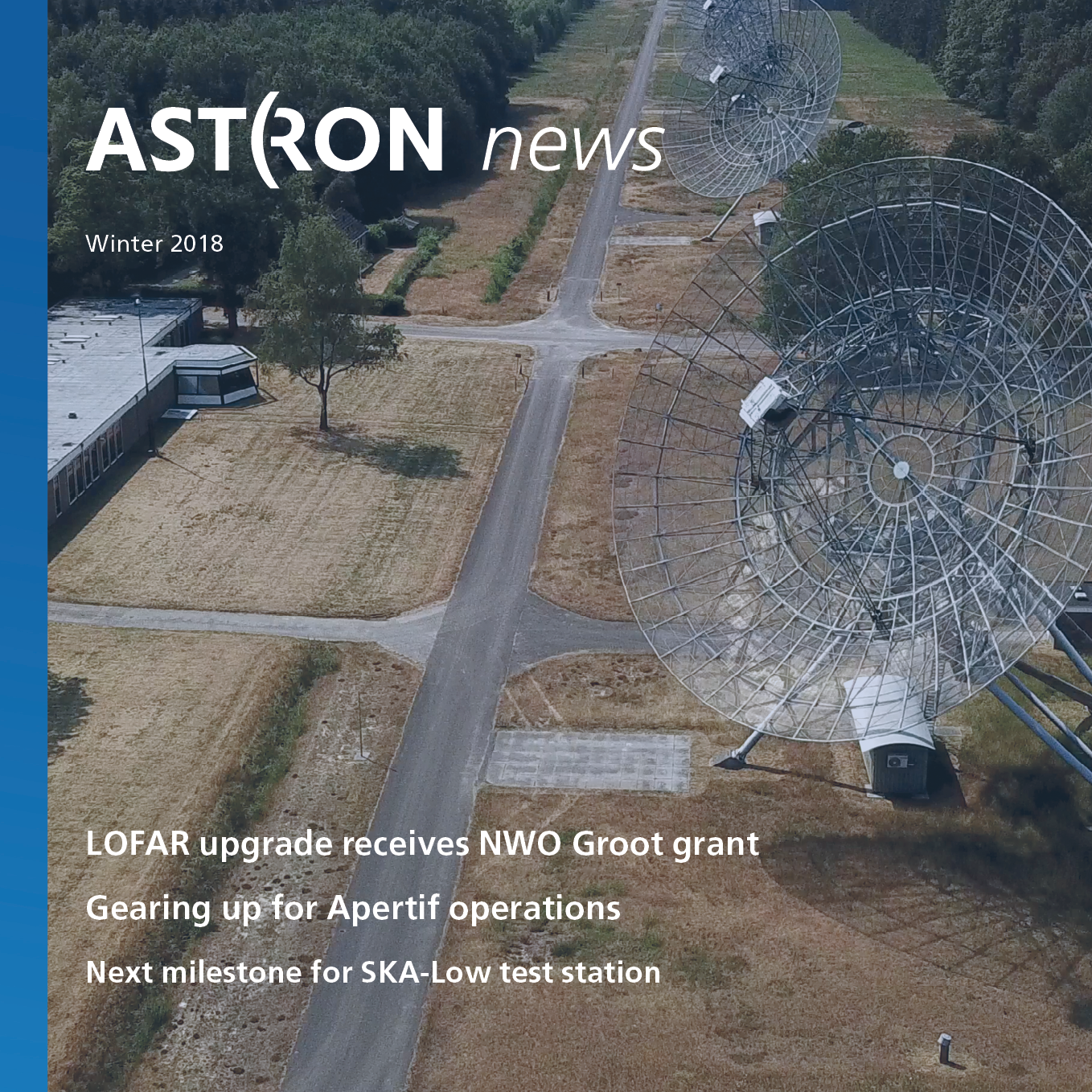 ASTRON News Winter 18