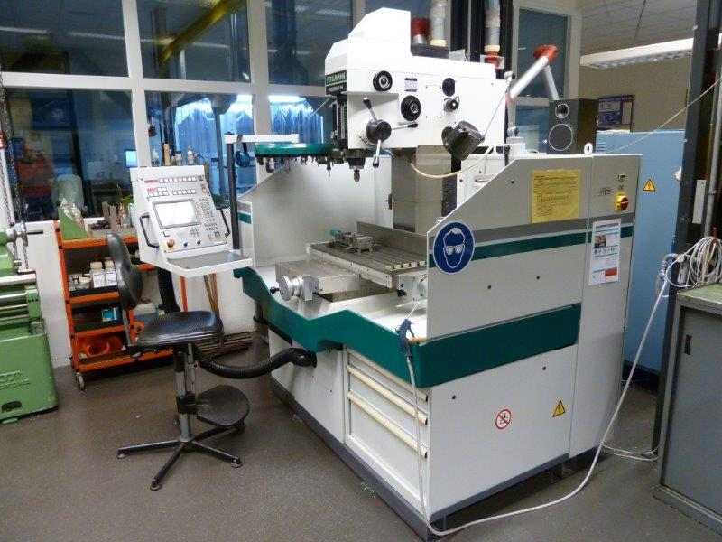 Fehlmann Computer Numerical Contral milling machine