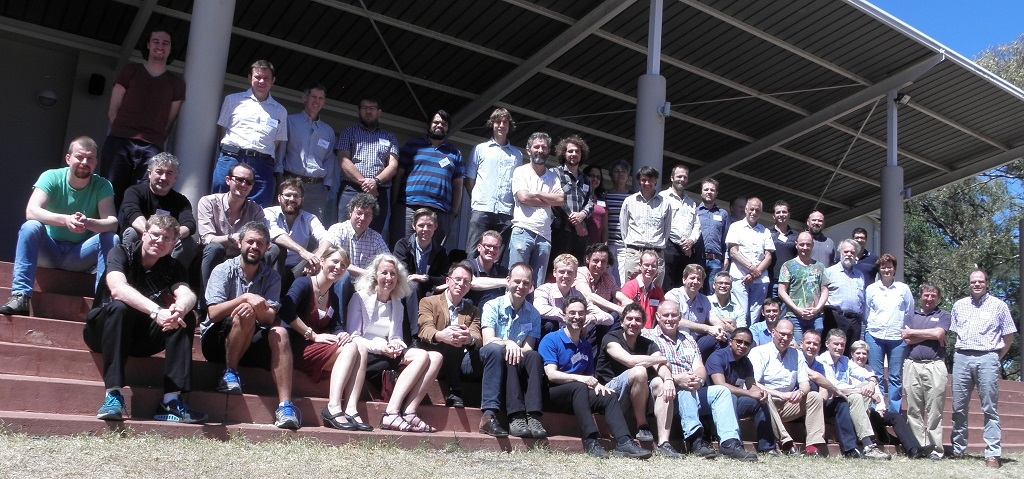 Group photo 3e MIDPREP workshop in Cape Town