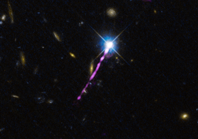 Energy loss gives unexpected insights in evolution of quasar jets