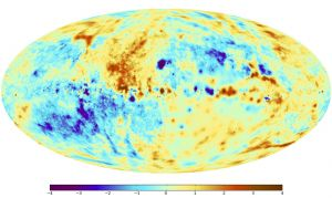 New all-sky map shows magnetic fields at highest precision