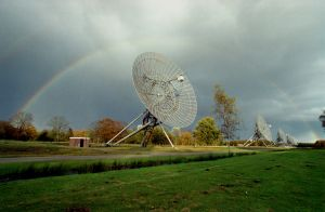 e-VLBI reveals missing link between Supernovae-Gamma Ray Burst explosions
