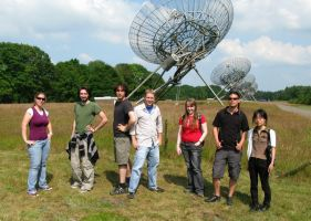 Grants for ASTRON & JIVE Summer Student Programme 2012